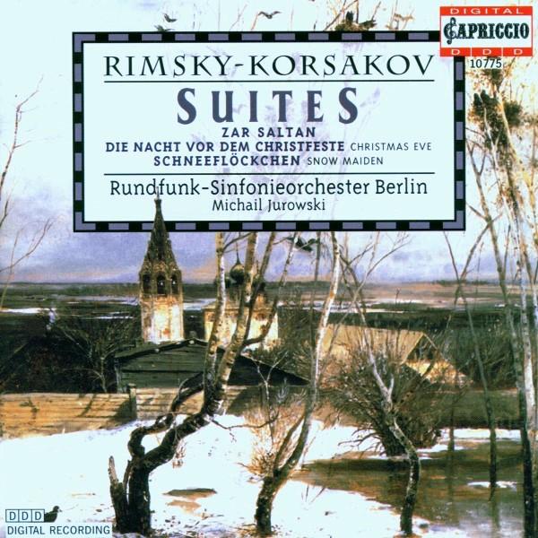 Rimsky Korsakov_Suites